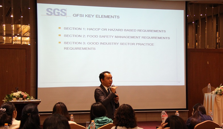 "VALUED SEMINAR ""LATEST UPDATES ON GLOBAL FOOD SAFETY STANDARDS AND"